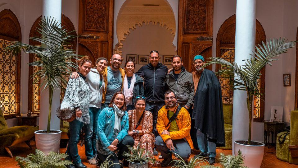 Equipa da Associação de Bloggers de Viagem Portugueses
