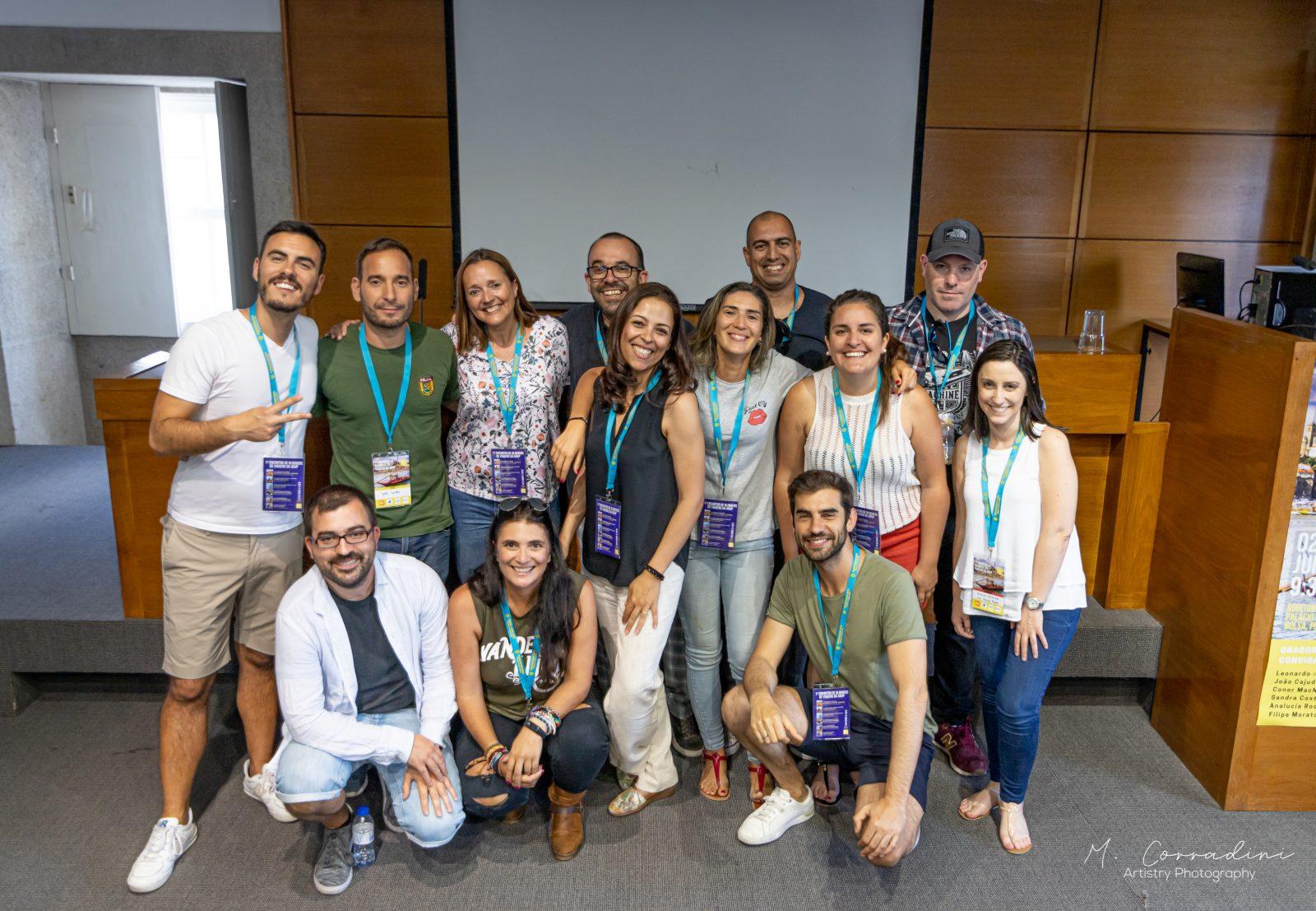 equipa e oradores da ABVP