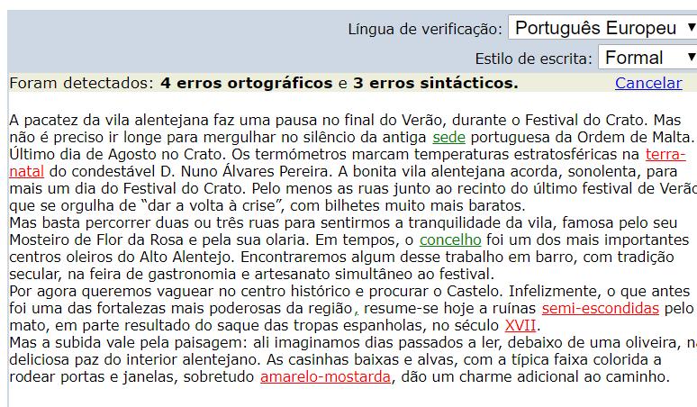 Flip é uma ferramenta de correção portuguesa
