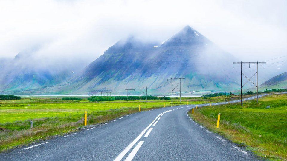 estrada da islândia
