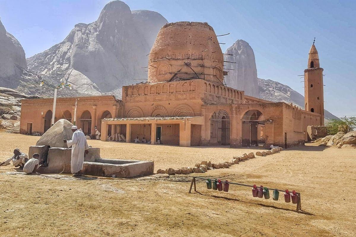 mesquita do Sudão